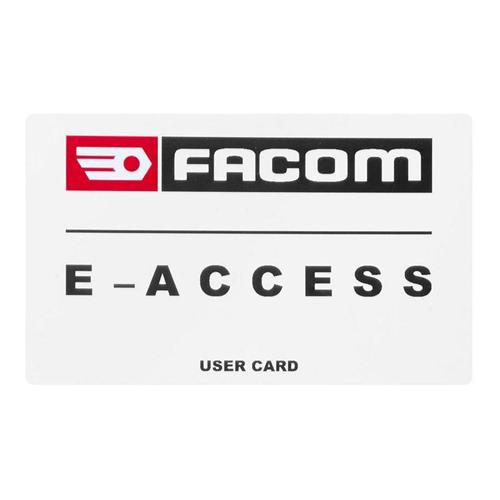 Felhasználói kártya EACCESS